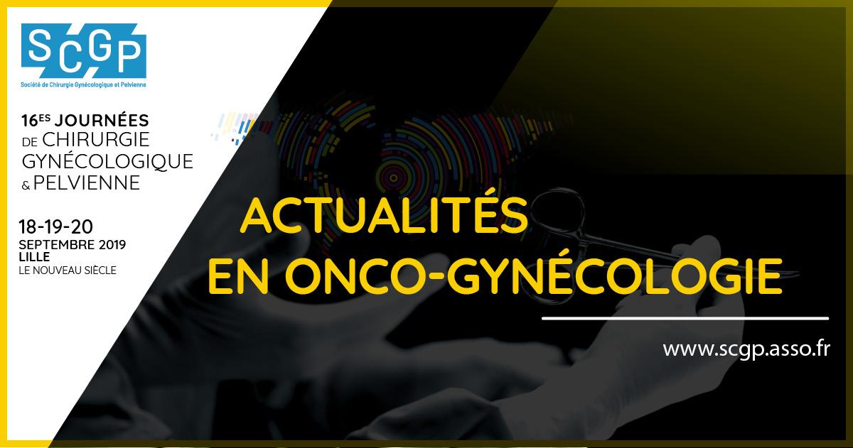 Actualités en onco-gynécologie